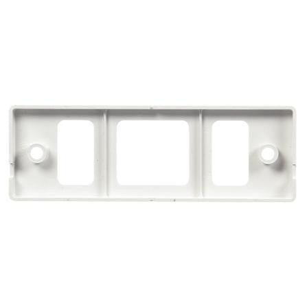 Truck-Lite 21720 Super 21, Bracket Mount, 21 Series Lights, Rectangular, White, 2 Screw Bracket Mount, Bracket Mount, Truck-Lite