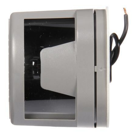 Truck-Lite 26335 26 Series, Incan., 1 Bulb, Rectangular, License Light, Gray Bracket, 12V, License Light, Truck-Lite