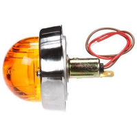 Truck-Lite 26390Y 26 Series, Incan, Yellow Round, 1 Bulb, M/C Light, 12V, Marker Clearance Light, Truck-Lite