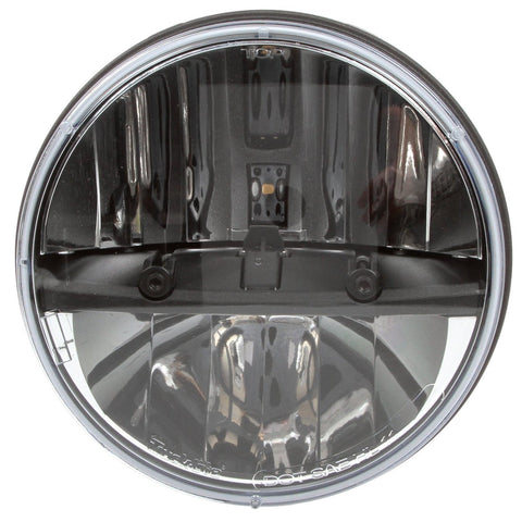 Truck-Lite 27270C Complex Reflector, 7 Round, LED, 12-24V, Headlights