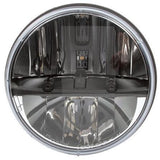 Truck-Lite Pair of 27270C Round Phase 7 LED Headlights Jeep Wrangler