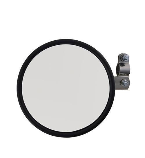 "Grote 28043 Stainless Steel 6"" Convex, Center-Mount Spot Mirror w/Arm Assembly"