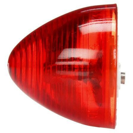 Truck-Lite 30201R 30 Series, Incan., Red Beehive, 1 Bulb, M/C Light, PC, 12V, Marker Clearance Light, Truck-Lite