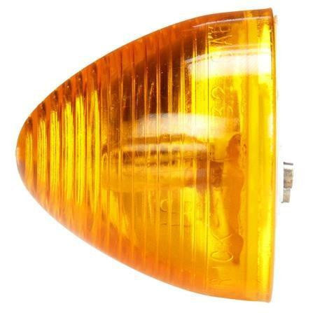 Truck-Lite 30201Y Yellow 30 Series Beehive Clearance Marker Light