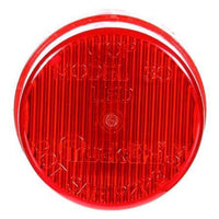 Truck-Lite 30250R 30 Series, LED, Red Round, 2 Diode, M/C Light, P3, 12V