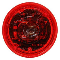 Truck-Lite 30286R 30 Series Self-Flashing LED Strobe 3 Diode Round Red 12V