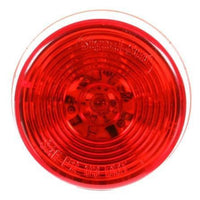Truck-Lite 3050 LED, Red Round, 10 Diode, M/C Light, P2, 12V