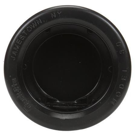"Truck-Lite 30702 Closed Back Black Grommet For 30 Series 75"" Exit Hole And 2 in Round Lights"