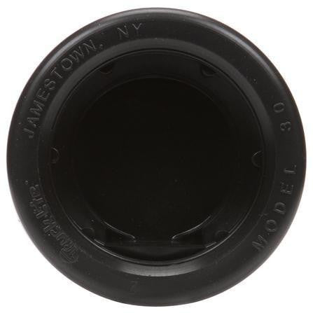 "Truck-Lite 30704 Closed Back Black Grommet For 30 Series .50"" Exit Hole And 2 in Round Lights"