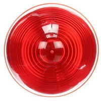 Truck-Lite 3075 LED, Red Beehive, 10 Diode, M/C Light, P2, 12V, LED Clearance Marker Lights, Truck-Lite