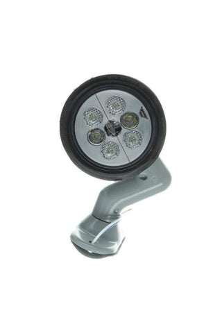 Betts 325501 Par 36 Clear LED Rotating Worklight Flood Pattern w/2 Lead Wires, Regular Grommet