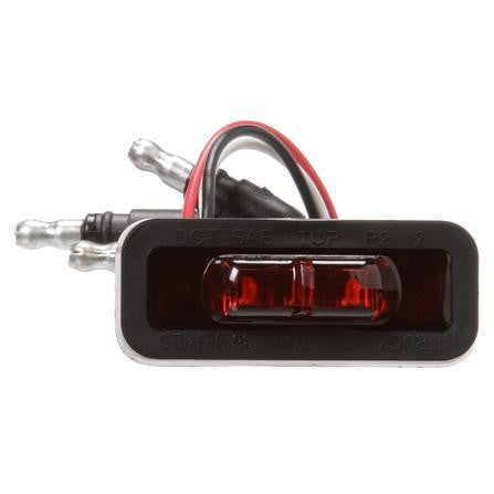 Truck-Lite 36203R Red 36 Series Flex-Lite LED Rectangle Marker Light