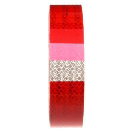 Truck-Lite 37 Red/White Reflective Tape, 2 in. x 150 ft.