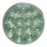 "Arrow A190-75-732 4"" Round LED Back-Up Light - Light Only - Clear"