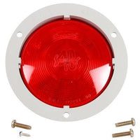 Truck-Lite 40058R Super 40, Incan., Red, Round, 1 Bulb, S/T/T, 12V, Kit