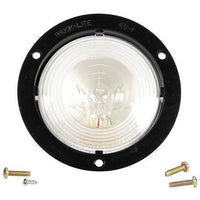 Truck-Lite 40071 40 Series Incan 1 Bulb Round Back-Up Light Black Flange 12V Kit