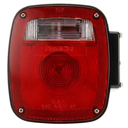 Truck-Lite 4017 Polycarbonate LH Combination Box Light 3 Stud
