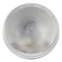 Truck-Lite 40203 40 Series, Incan., 1 Bulb, Clear, Round, Dome Light, 12V