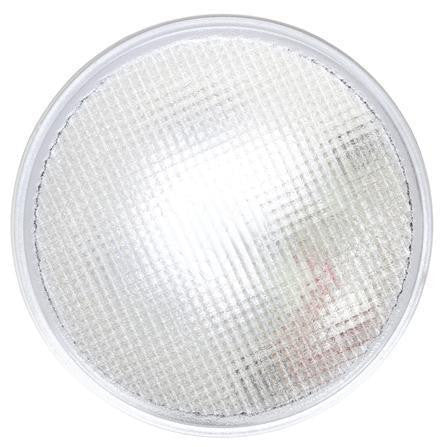 Truck-Lite 40227 40 Series, Incan., 1 Bulb, Epoxy Sealed, Clear, Round, Dome Light, 12V
