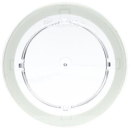 Truck-Lite 40275C Circular, Clear, Polycarbonate, Replacement Lens, Snap-Fit