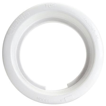 Truck-Lite 40702 Open Back White Grommet For 40 44 Series And 4 in Round Lights
