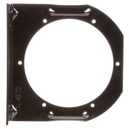 Truck-Lite 40720 40 Series, Bracket Mount, 4 in Diameter Lights, Round, Black, 2 Screw Bracket Mount