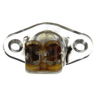 Truck-Lite 04116 Incan., 1 Bulb, Clear, Round, Courtesy Light, Clear, 2 Screw Bracket, 12V
