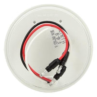 Truck-Lite 44121R 44 Series, European Approved, LED, Red, Round, 1 Diode, S/T/T, 12-24V, Kit