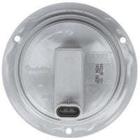 Truck-Lite 44322R Super 44, LED, Red, Round, 6 Diode, S/T/T, Gray Flange, Fit 'N Forget S.S., 12V