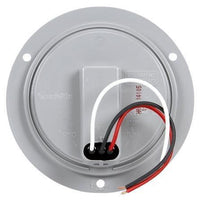 Truck-Lite 44362R Super 44, LED, Red, Round, 6 Diode, S/T/T, Gray Flange, Hardwired, Stripped, 12V