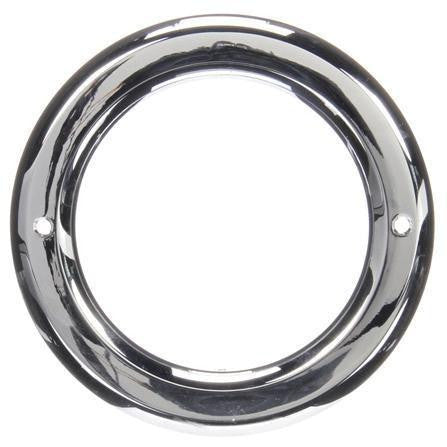 Truck-Lite 44701 Open Back Chrome Grommet Cover For 40 Series 44 Series And 4 in Round Lights
