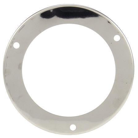 Truck-Lite 44708 Mirror Finish, Flange Cover, 4 in Diameter Lights