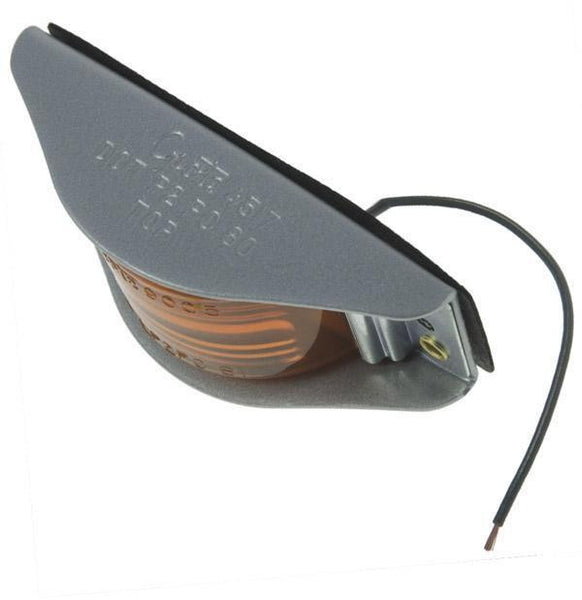 Grote 45173 Yellow Narrow-Rail Clearance Marker Light