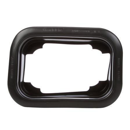 Truck-Lite 45700 Open Back Black Grommet For 45 Series LLV And 3.5 x 5 in Rectangular Lights