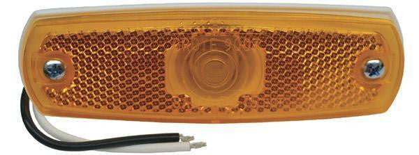 Grote 45713 Yellow Low Profile Clearance/Marker w/out Bezel