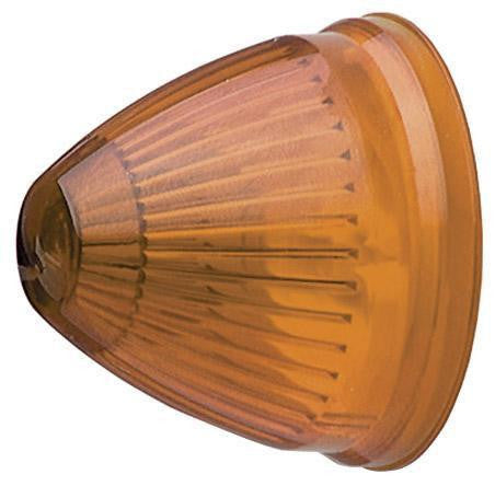 "Grote 47103 Yellow 2"" Beehive Clearance Marker Light"