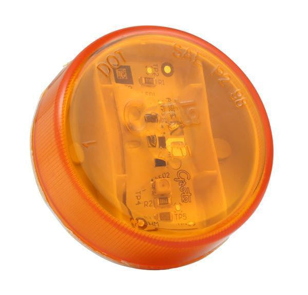 "Grote 47113 Yellow SuperNova® 2"" LED Clearance Marker Light"