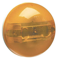 "Grote 47233 Yellow Supernova 2 1/2"" PC Rated LED Clearance/Marker"