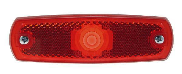 Grote 47262 Red Supernova Low Profile LED Clearance/Marker