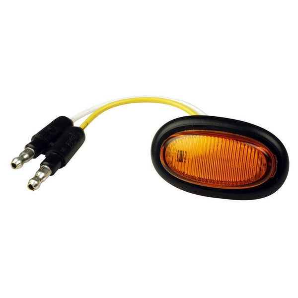 Grote 47963 Yellow MicroNova® LED Clearance Marker Light w/Grommet