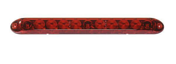 "Grote 49192 Red 15"" Thin-Line LED Light Bar"