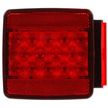 Truck-Lite 5055D Acrylic RH Combination Box Light 2 Stud Display