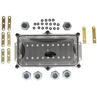 Truck-Lite 50600 Super 50, 12 Ports, 16 Terminal, Junction Box, Surface Mount, Kit
