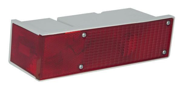 Grote 52372 Large Wrap Around 5 Function RH Rear Lamp