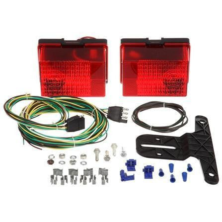 Truck-Lite 55554 Submersible Incandescent Personal Trailer Kit