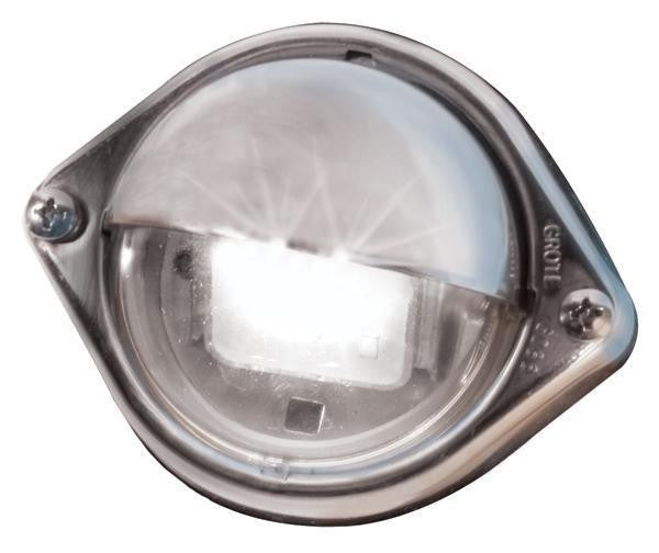 Grote 60571 LED Courtesy Stepwell Utility Light Clear