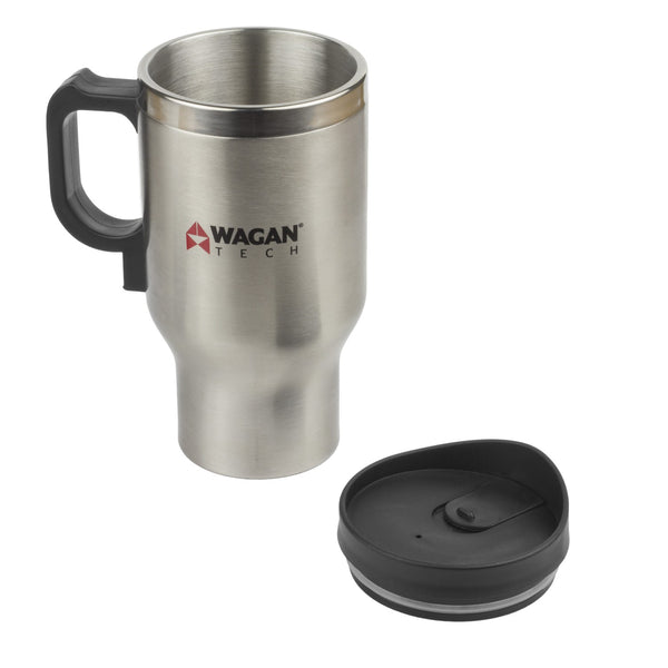Wagan 6100 Tech DELUXE 12 Volt HEATED MUG