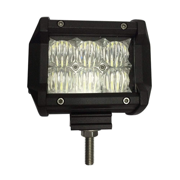 "Blazer CWL514 - White Light 4"" LED Flood Light Bar - Levine Auto and Truck Lighting"