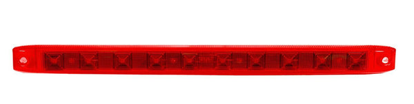 Maxxima M63318R-A Red 10 LED Stop Turn Tail Surface Mount Strip Light