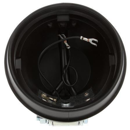 "Truck-Lite 620H Black Rubber, 5"" Round Replacement Housing"